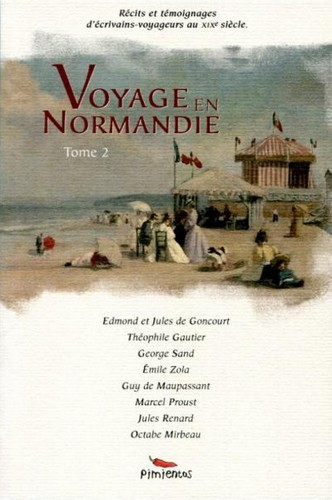 VOYAGE EN NORMANDIE (TOME 2)
