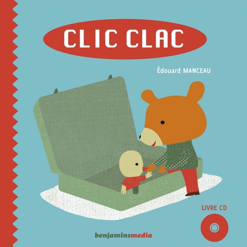 CLIC CLAC (+CD)