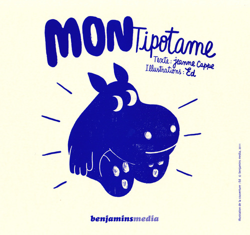 MON TIPOTAME (+CD +BRAILLE ET GROS CARACTERES)