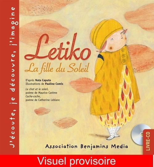 LETIKO, LA FILLE DU SOLEIL (+CD)