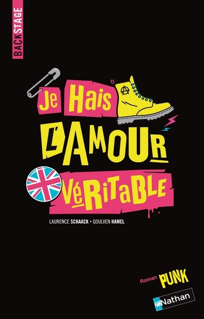 BACKSTAGE : JE HAIS AMOUR VERI - VOL01