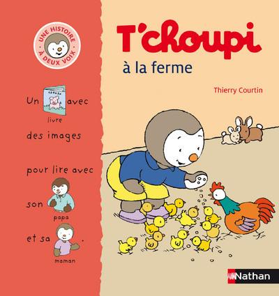 T CHOUPI A LA FERME - VOL4