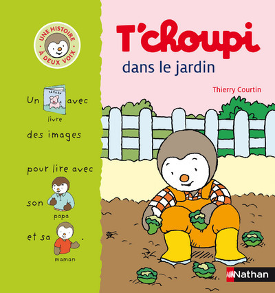 T CHOUPI DANS LE JARDIN - VOL01