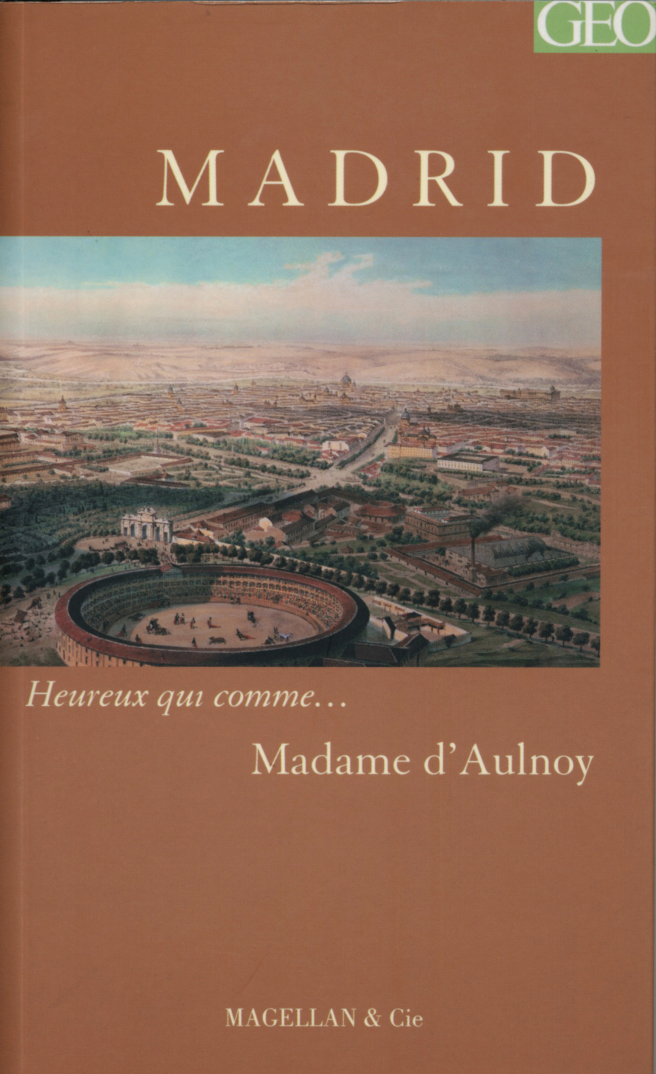 MADRID  - D'AULNOY MADAME