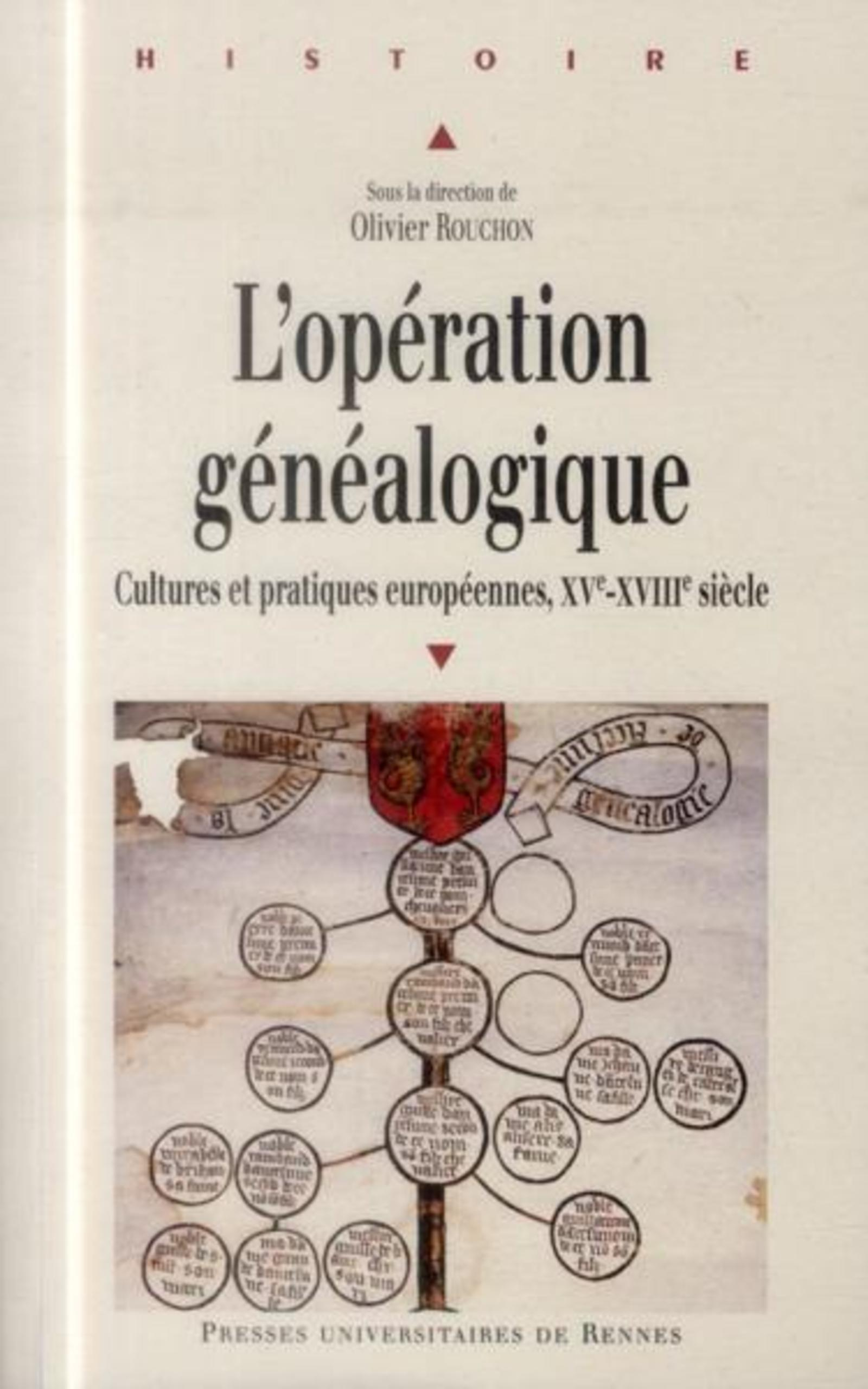 OPERATION GENEALOGIQUE