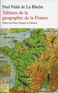 TABL DE LA GEOGR FRANCE