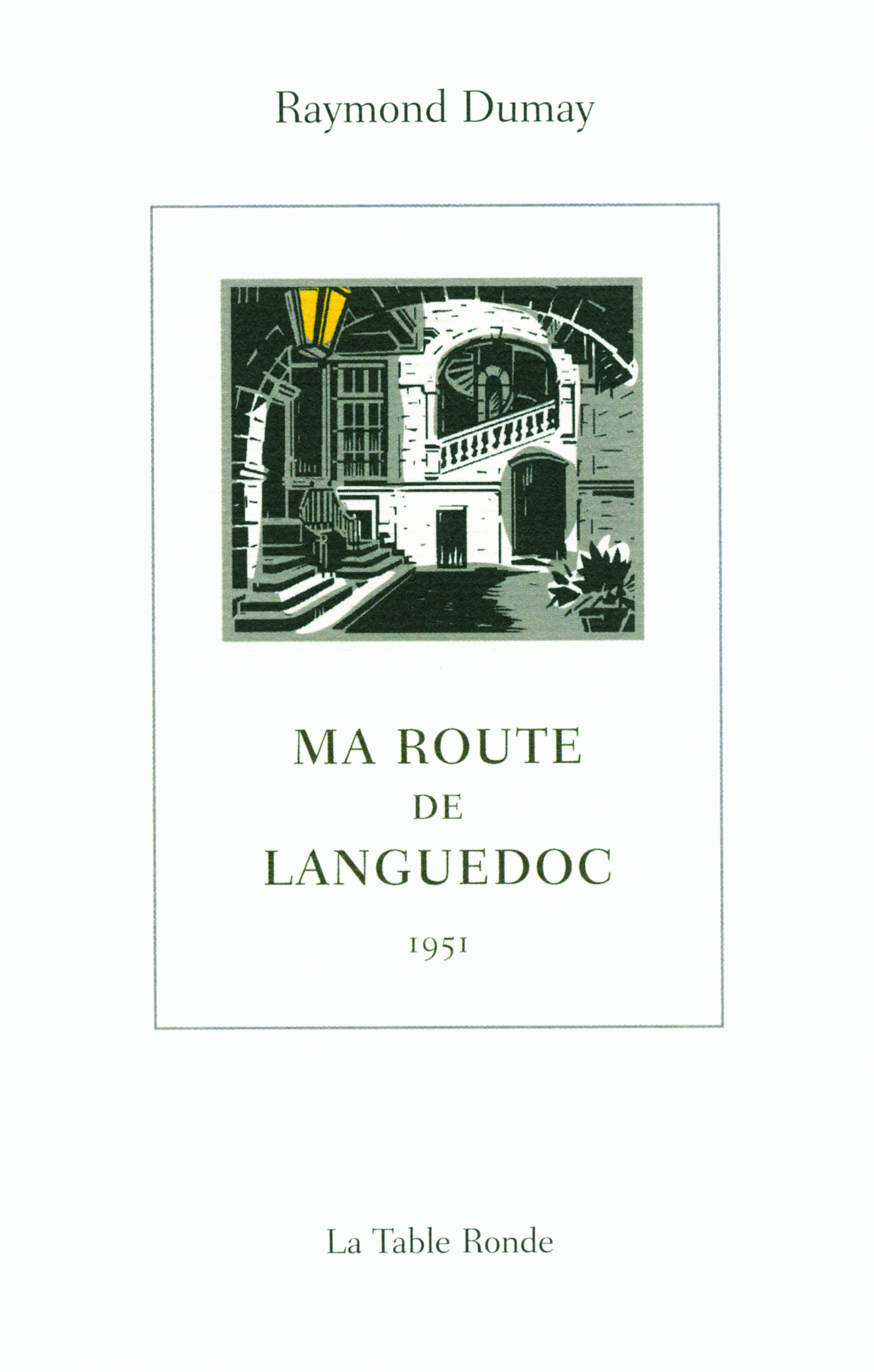 MA ROUTE DE LANGUEDOC - (1951)