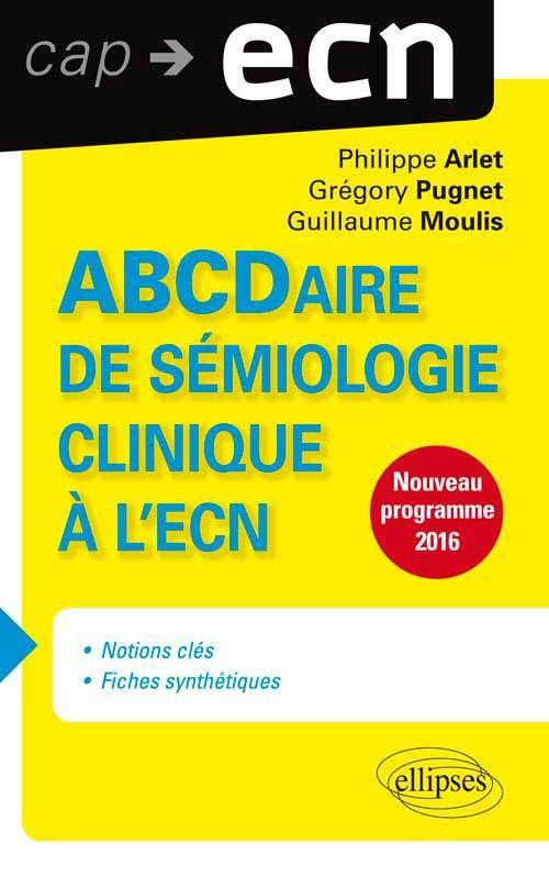 ABCDAIRE DE SEMIOLOGIE A L ECN