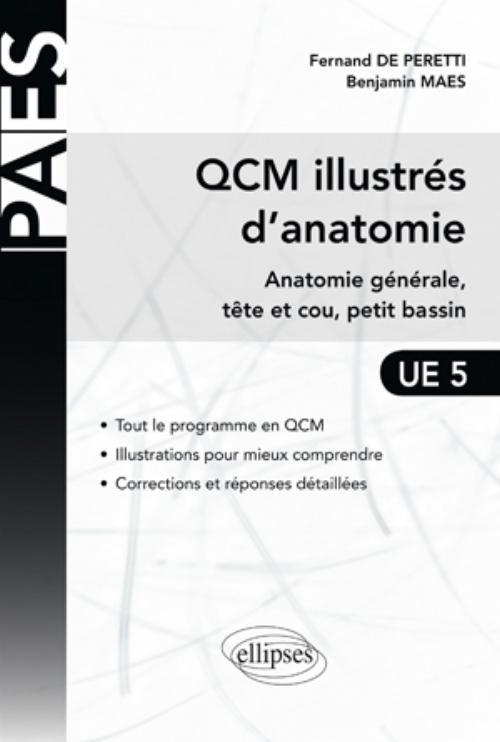QCM ILLUSTRES D'ANATOMIE
