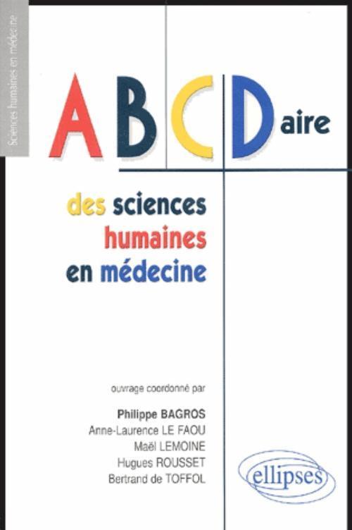 ABCDAIRE DES SCIENCES HUMAINES EN MEDECINE