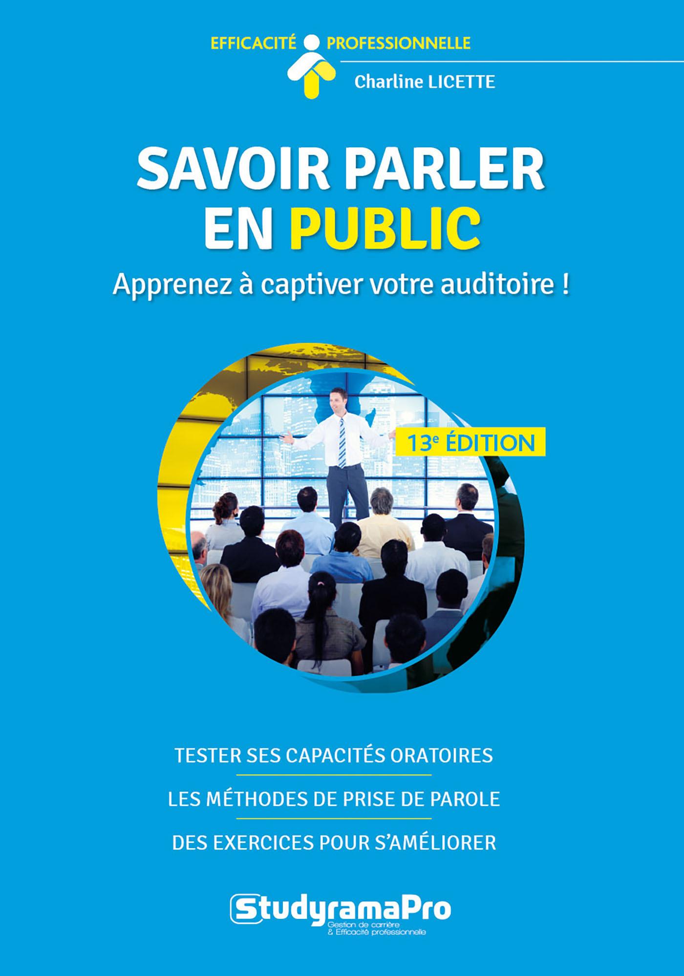 SAVOIR PARLER EN PUBLIC