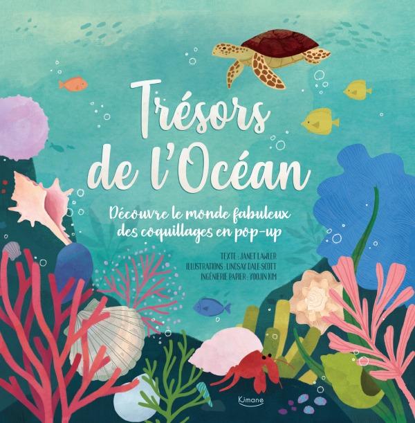 TRESORS DE L'OCEAN (COLL. LIVRE POP UP)