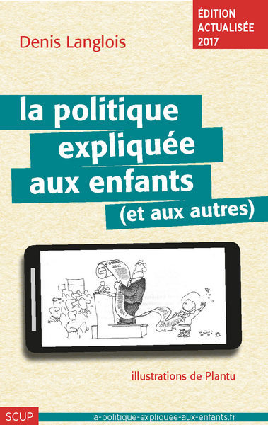 LA POLITIQUE EXPLIQUEE AUX ENFANTS