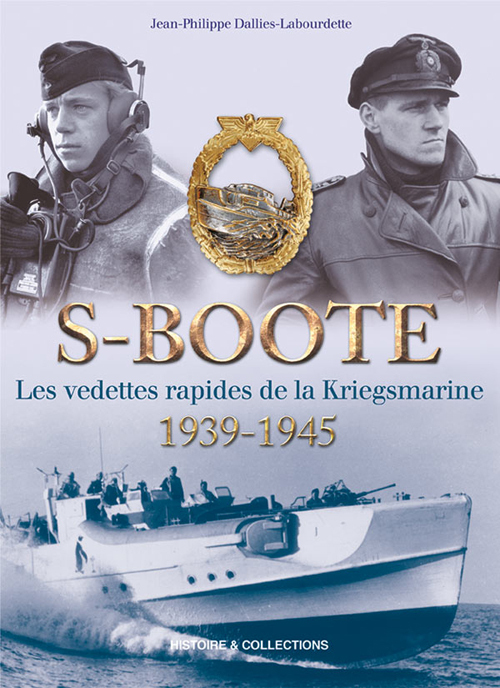 S-BOOTE, VEDETTES RAPIDES KRIEGSMARINE