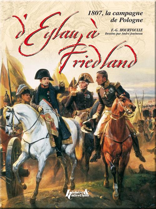 D'EYLAU  FRIEDLAND, 1807 (FR)