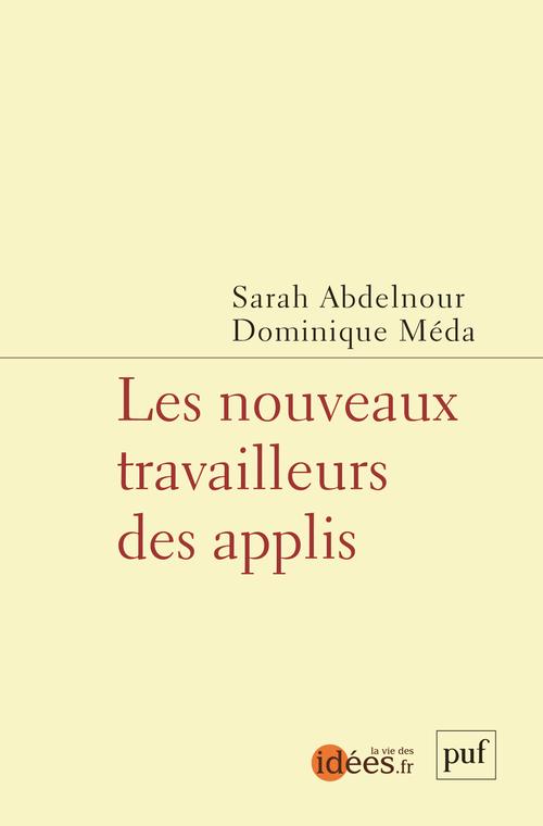 LES NOUVEAUX TRAVAILLEURS DES APPLIS