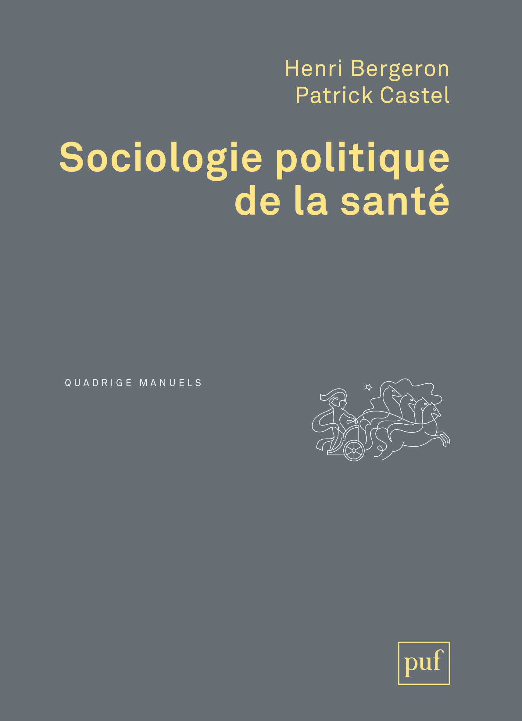 SOCIOLOGIE POLITIQUE DE LA SANTE