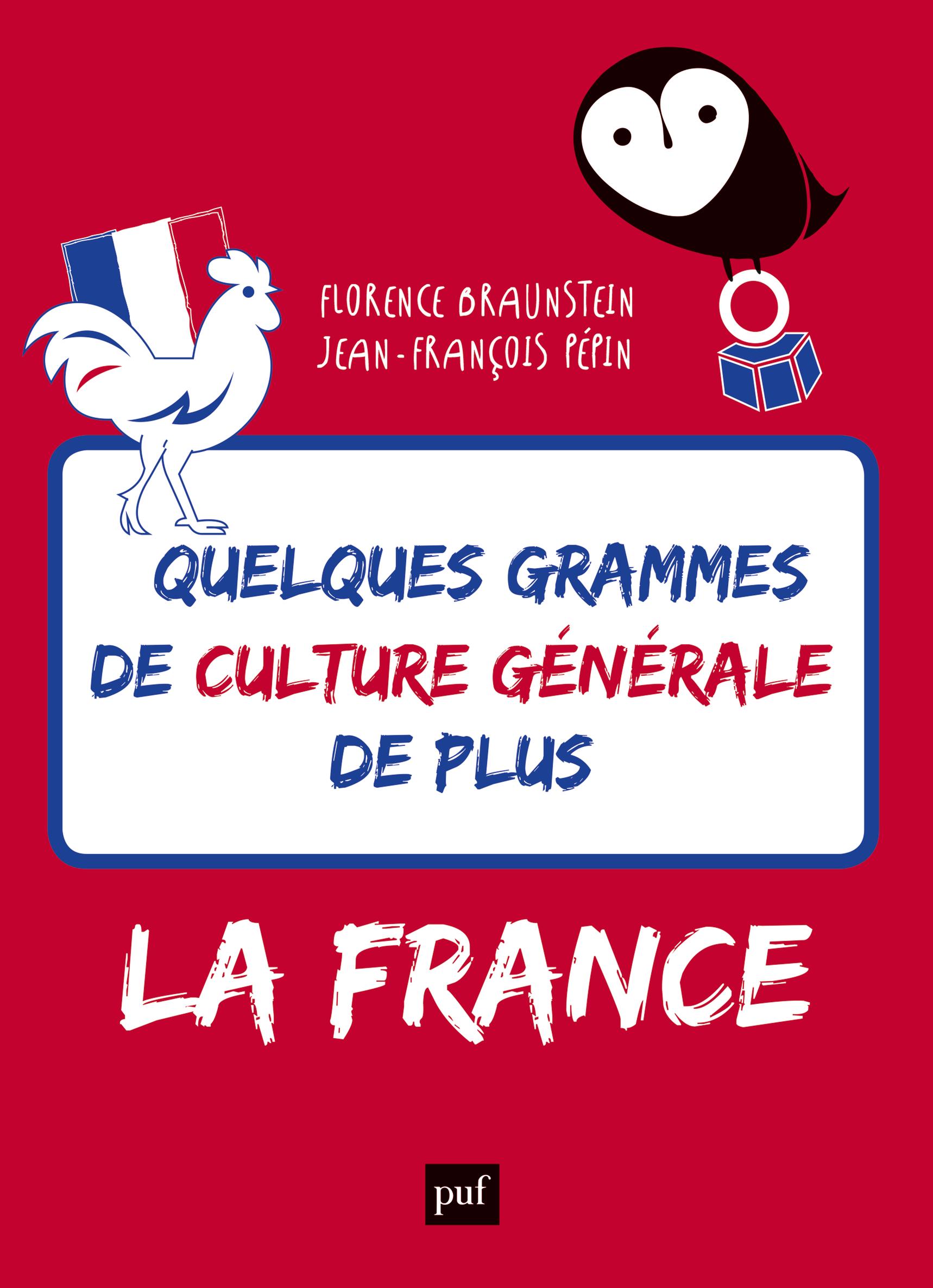 QUELQUES GRAMMES DE CULTURE GENERALE DE PLUS