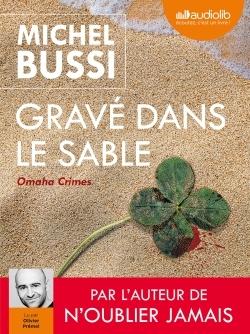 GRAVE DANS LE SABLE - LIVRE AUDIO 2 CD MP3
