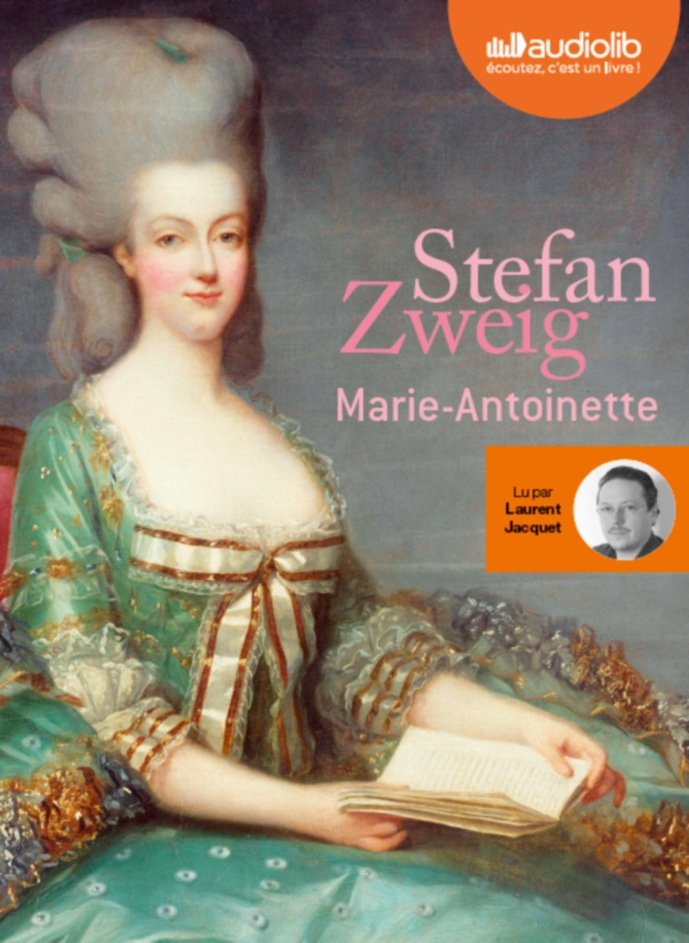 MARIE-ANTOINETTE - LIVRE AUDIO 2CD MP3