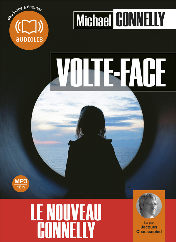VOLTE FACE - LES ENQUETES D'HARRY BOSCH - T16 - LIVRE AUDIO 1 CD MP3