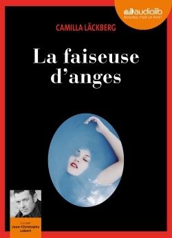 ERICA FALCK ET PATRIK HEDSTROM - 8 - LA FAISEUSE D'ANGES - LIVRE AUDIO - 2 CD MP3