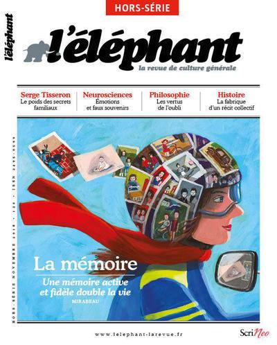 HORS-SERIE L'ELEPHANT - LA MEMOIRE