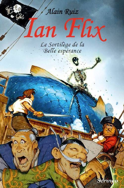 IAN FLIX - LE SORTILEGE DE LA BELLE ESPERANCE