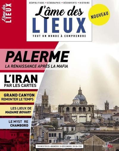 L'AME DES LIEUX - LA REVUE NUMERO 3 - VOL3