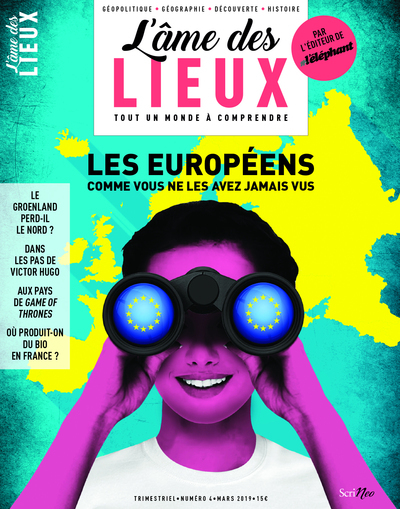 L'AME DES LIEUX - LA REVUE - NUMERO 4 - VOL04