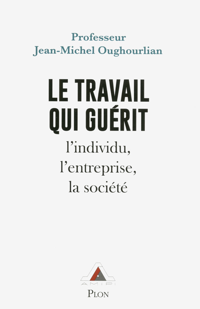 LE TRAVAIL QUI GUERIT - L'INDIVIDU, L'ENTREPRISE, LA SOCIETE