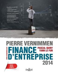 FINANCE D'ENTREPRISE 2014 - 12E ED.