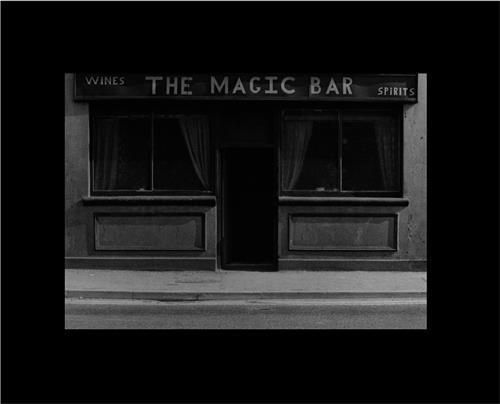 KENNETH GUSTAVSSON THE MAGIC BAR /ANGLAIS