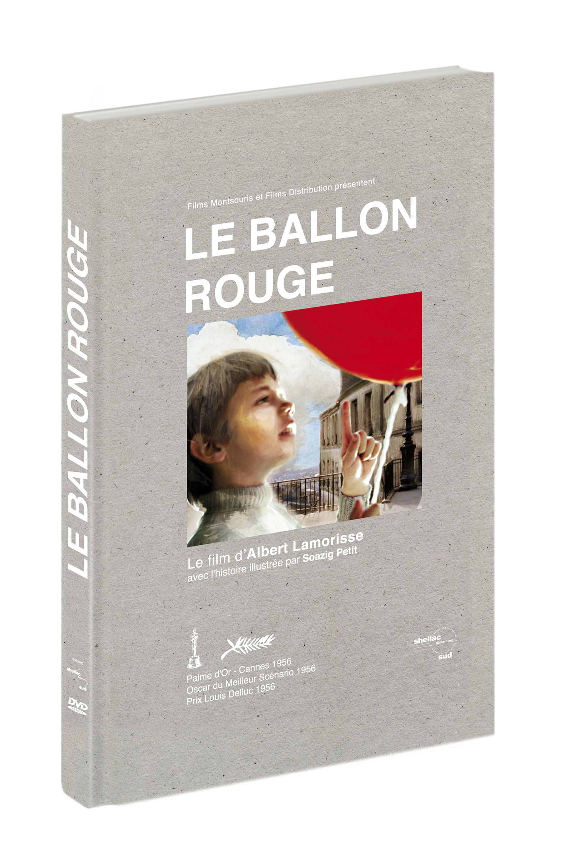 BALLON ROUGE (LE) - LIVRE