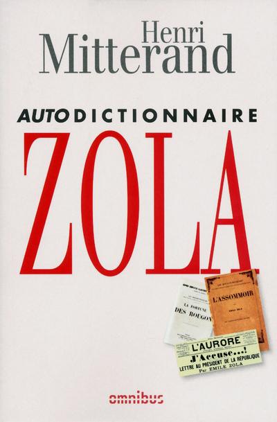 AUTODICTIONNAIRE ZOLA