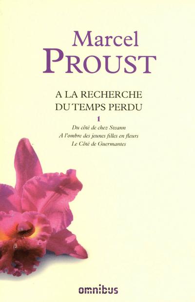 A LA RECHERCHE DU TEMPS PERDU, TOME 1 - VOLUME 01