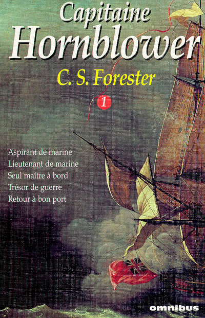 CAPITAINE HORNBLOWER - TOME 1 - VOLUME 01