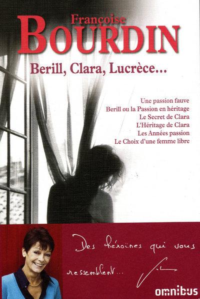BERILL, CLARA, LUCRECE...