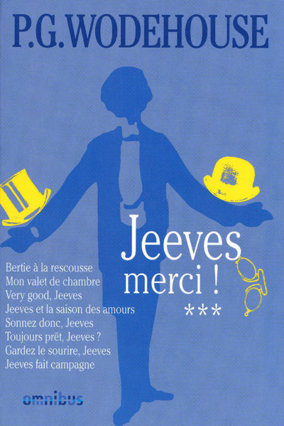 JEEVES, MERCI ! TOME 3