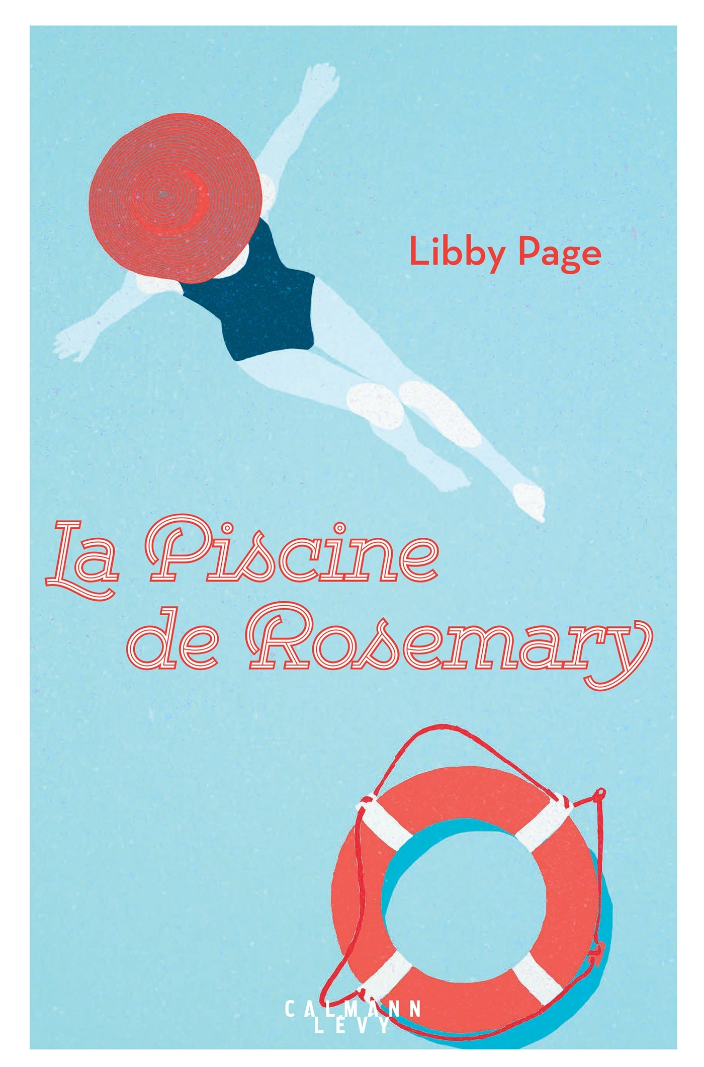 LA PISCINE DE ROSEMARY