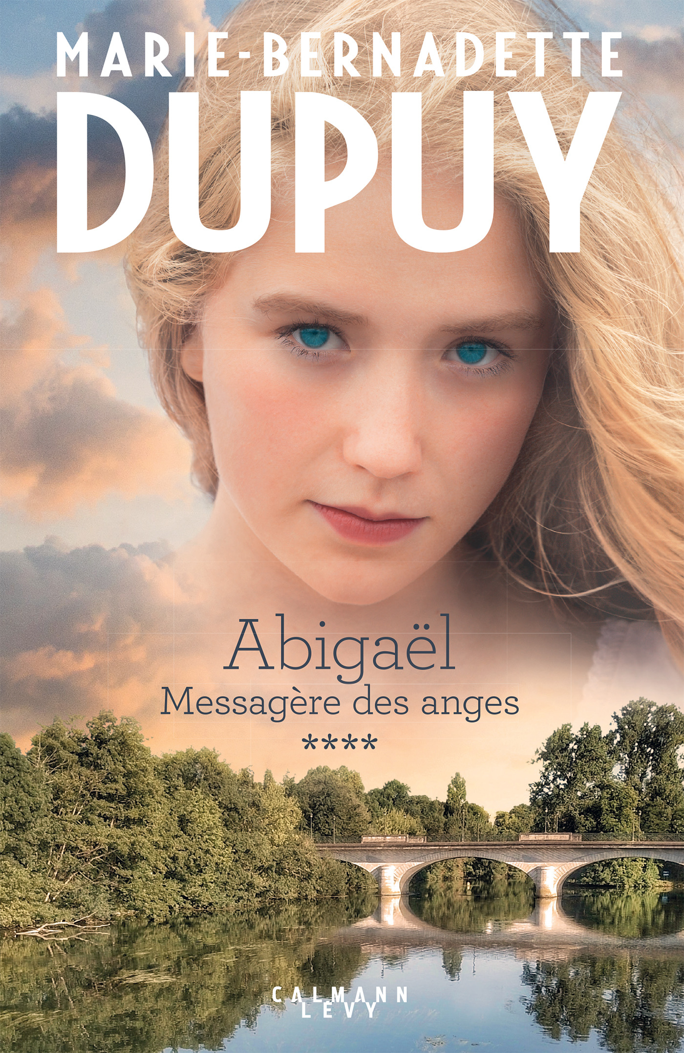 ABIGAEL TOME 4: MESSAGERE DES ANGES