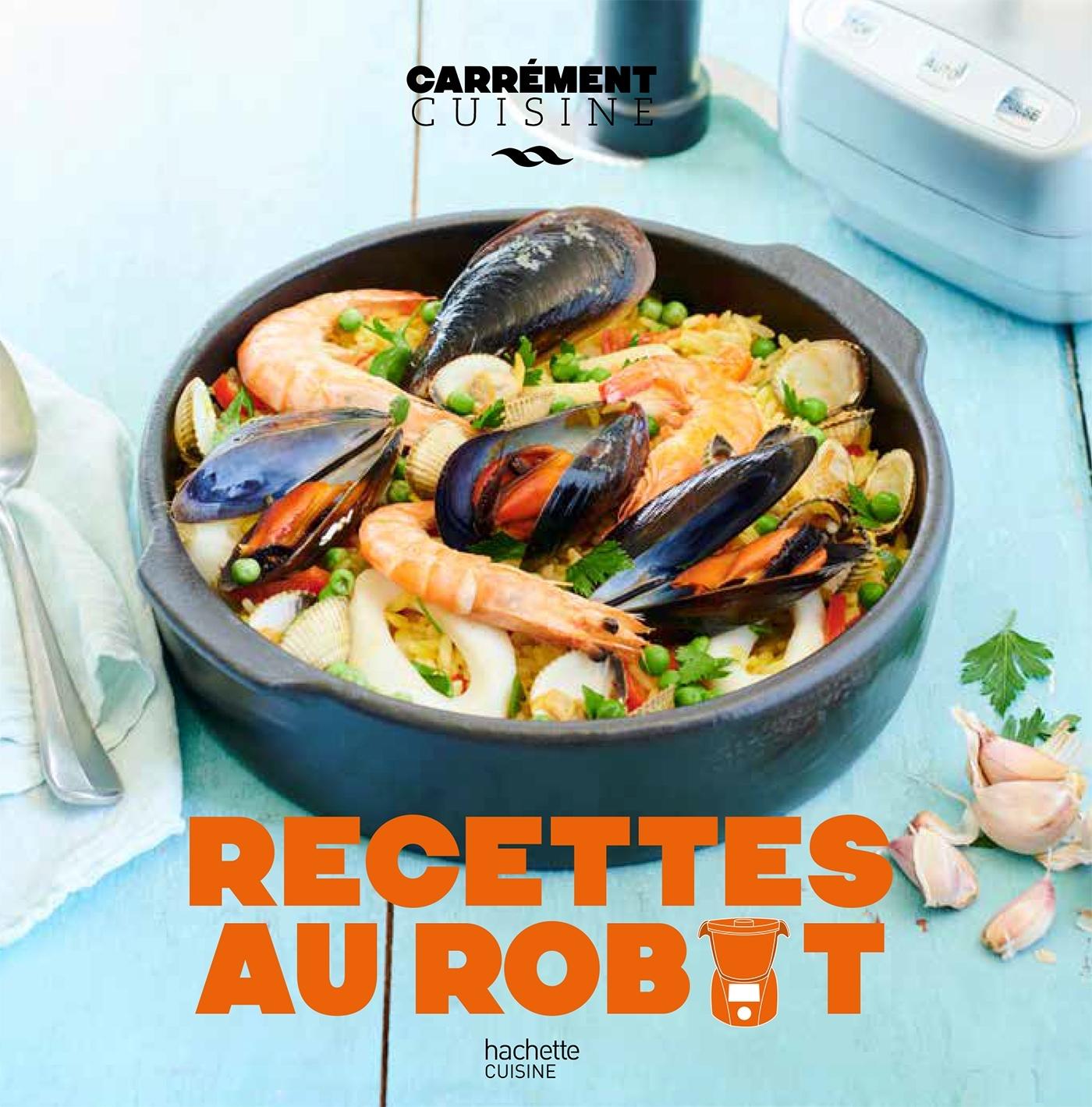 RECETTES AU ROBOT