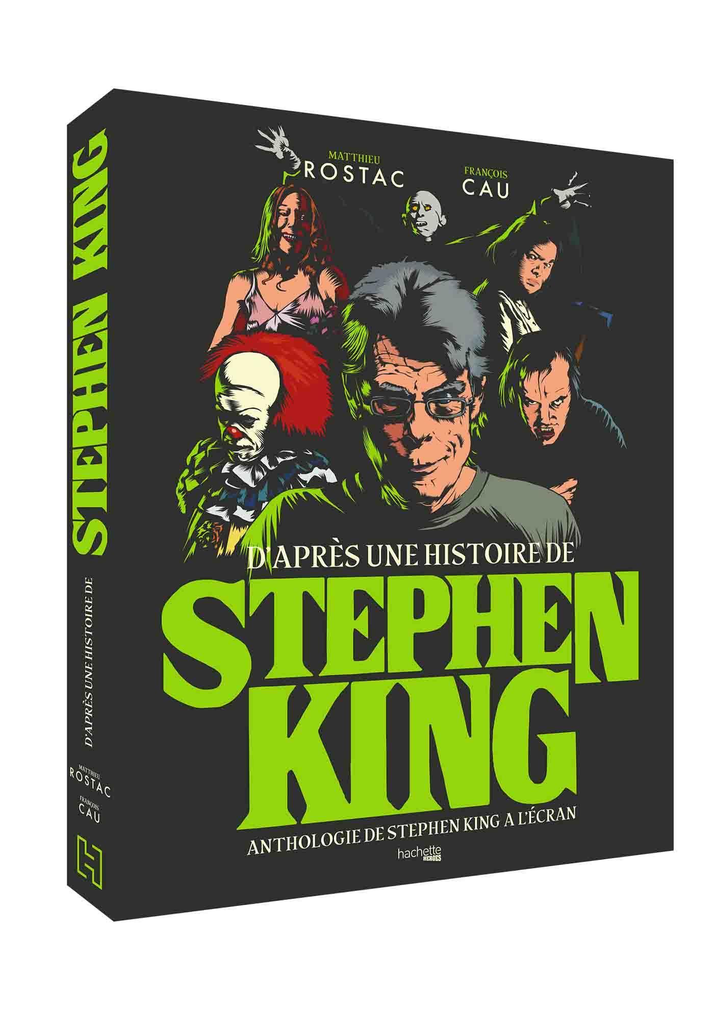 D'APRES UNE HISTOIRE DE STEPHEN KING - ANTHOLOGIE DE STEPHEN KING A L'ECRAN