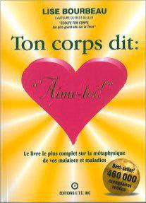 TON CORPS DIT : AIME-TOI !