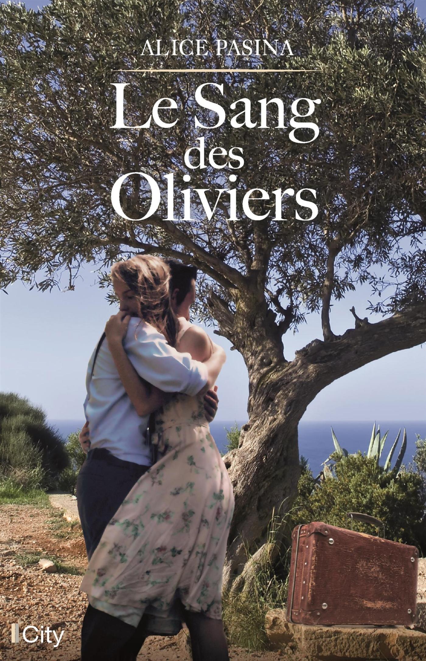 LE SANG DES OLIVIERS