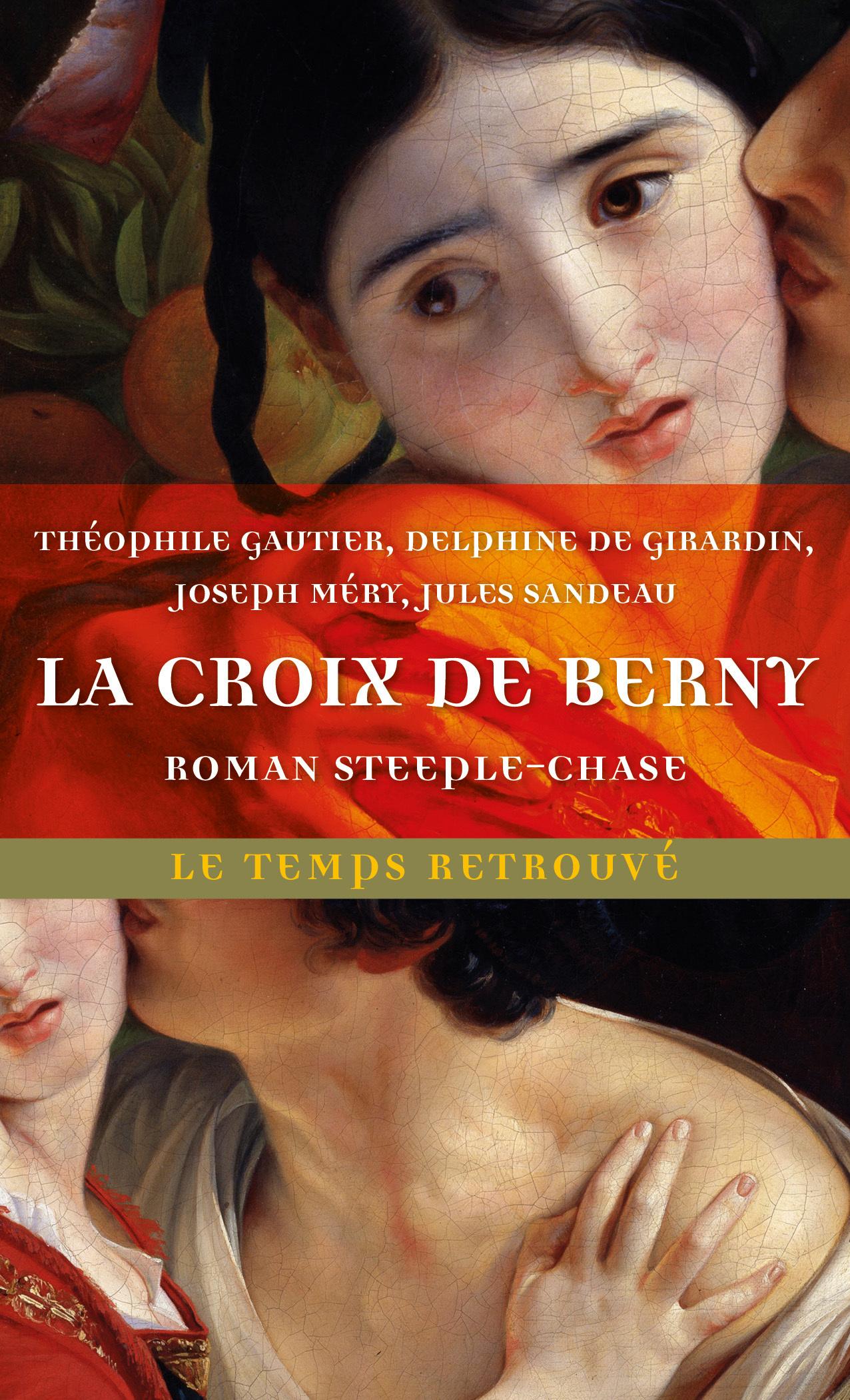 LA CROIX DE BERNY - ROMAN STEEPLE-CHASE