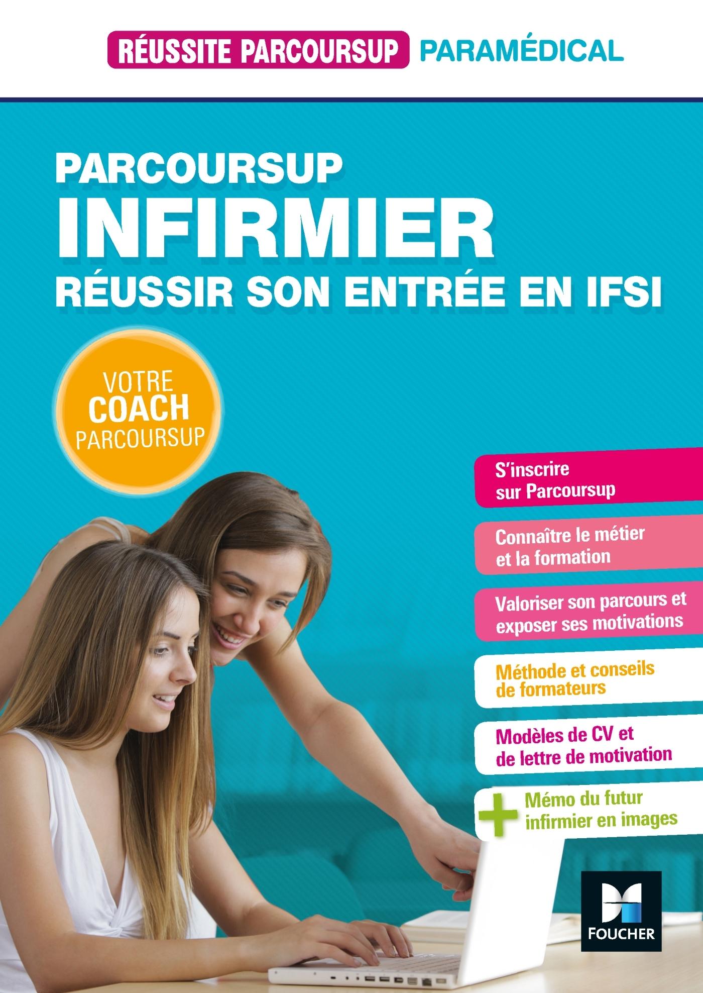 REUSSITE PARCOURSUP - ENTREE EN IFSI