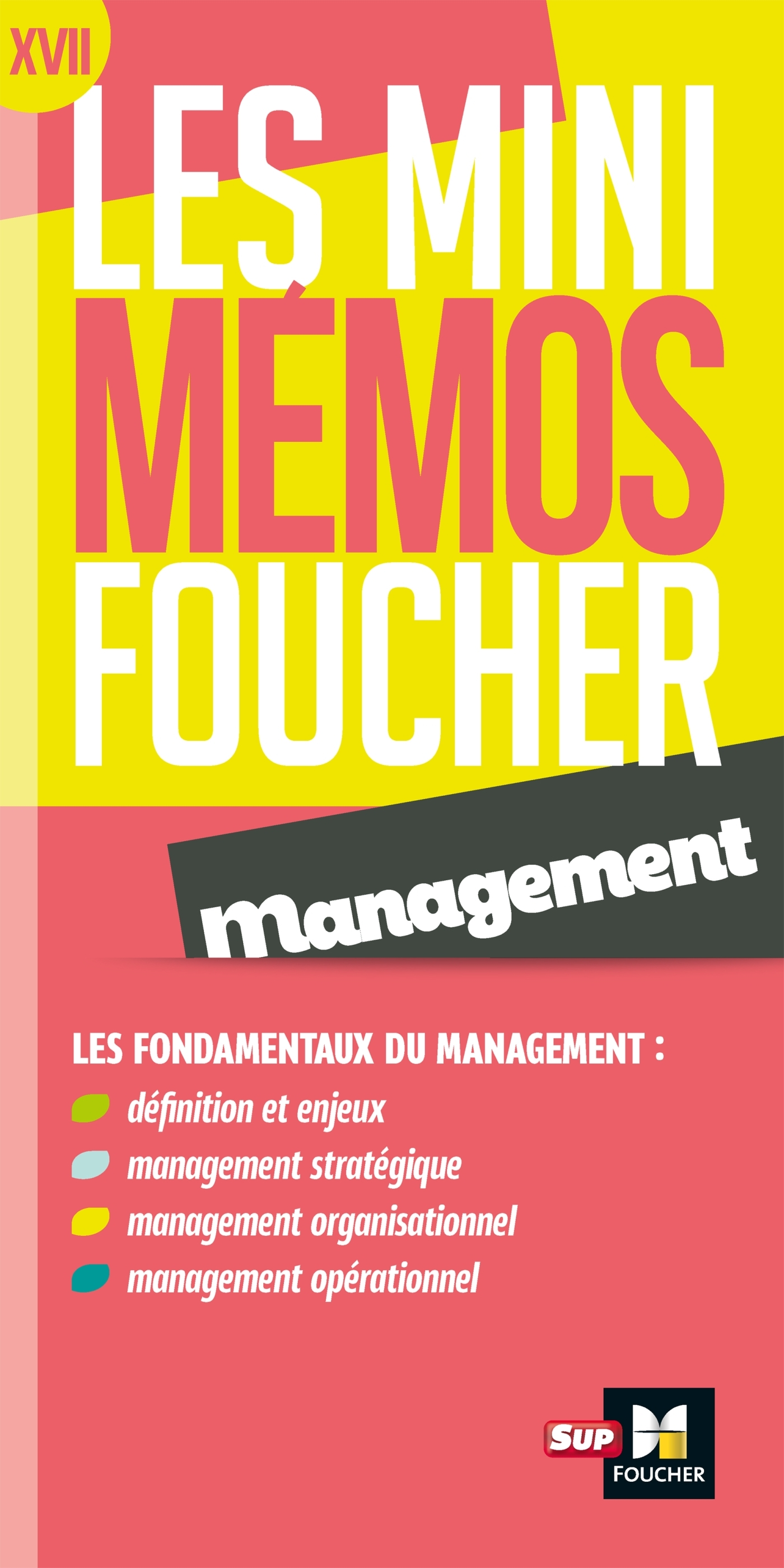 LES MINI MEMOS FOUCHER - MANAGEMENT - REVISION