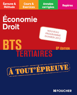 ECONOMIE - DROIT 6E EDITION