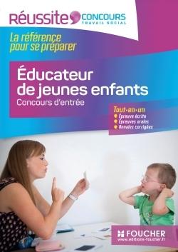 EDUCATEUR DE JEUNES ENFANTS - CONCOURS D'ENTREE - N 37